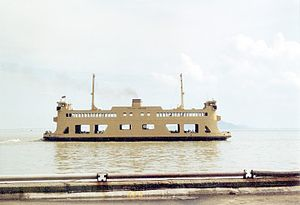 Rapid Ferry - Image: Pgferry Pulau Labuan