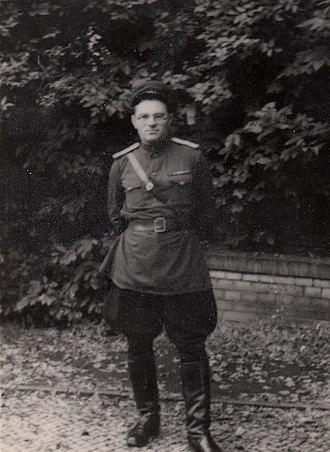Philipp Mishelevich Tseitlyn - Philipp Tseitlyn in 1950