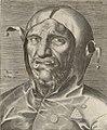Philips Galle - Narrenkop, ca1570, gravure.jpg
