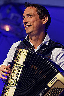 Gary Innes Scottish musician and shinty player