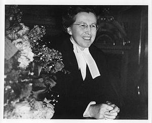 Helen Kinnear - Kinnear, circa 1943.