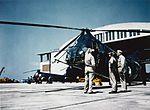 Piasecki HRP-2 Rescuer at Naval Air Station Patuxent River, circa in 1950 (NH 101809-KN).jpg