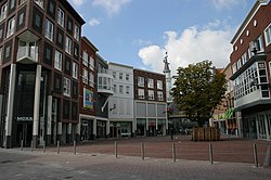 Square in Spijkenisse