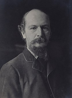 Picture of algernon c. swinburne