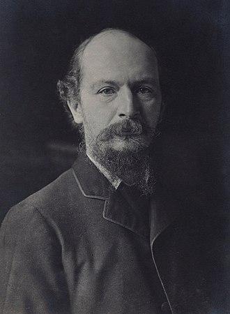 Algernon Charles Swinburne - Swinburne aged 52