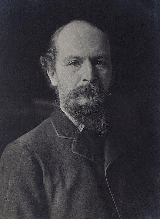 Picture of Algernon C. Swinburne