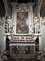 Pier dandini, san pasquale bajlon in adorazione dell'eucarestia, 1690, 01.JPG
