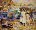 Pierre Auguste Renoir Enfants au bord de la mer a Guernsey.jpg