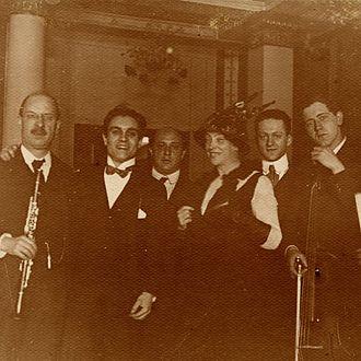 Pierrot Lunaire - The ensemble that premiered Pierrot lunaire.