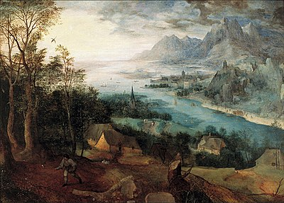Parable of the Sower (Bruegel) - Wikipedia
