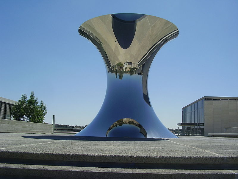 """""""היפוך העולם"""" במוזיאון ישראל"""