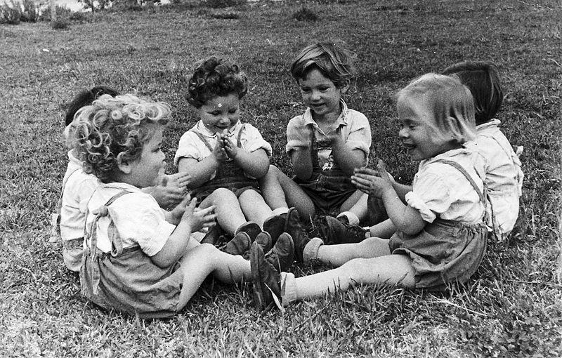 גן-שמואל-ילדים 1951