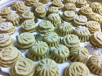 Eid al-Adha - Cookies of Eid (ma'amoul)
