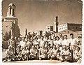PikiWiki Israel 5680 visit in jerusalem (1950).jpg