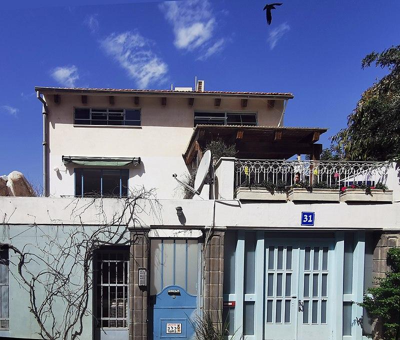 הבית בשטיין 31 תל אביב