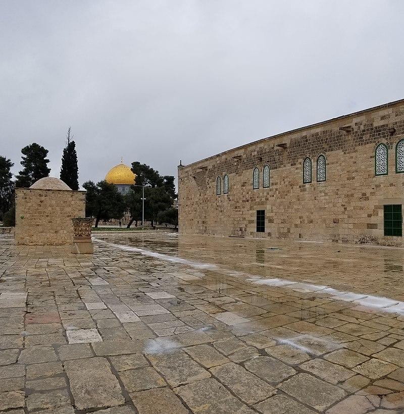 הר הבית הר המוריה ירושלים