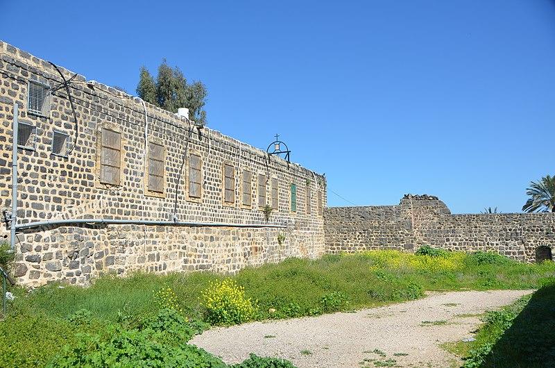 חומת דונה גרציה בטבריה