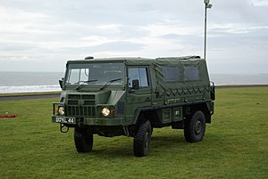Pinzgauer High Mobility All-Terrain Vehicle by Nick.JPG