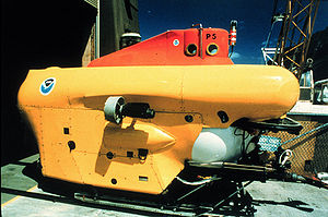 Pisces-class deep submergence vehicle - Pisces V