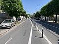 Piste cyclable Avenue Gabriel Péri Montreuil Seine St Denis 1.jpg