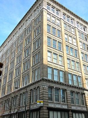Pitcairn Building (Philadelphia) - (February 2010)