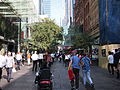Pitt Street Mall at lunch during May 2013.jpg
