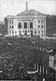 Plac Politechniki Kongres zjednoczeniowy PPR i PPS 1948.jpg
