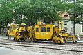 Plasser & Theurer Beaver Junior-4S in Gdańsk.JPG