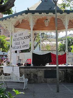 Plaza de Armas (Puerto Vallarta) plaza and local attraction in Puerto Vallarta, Jalisco, Mexico