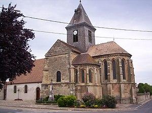 Plivot - Image: Plivot église
