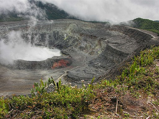 Poas volcano Places to Visit in Costa Rica
