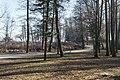 Poertschach Halbinselpromenade Park 25122015 9844.jpg
