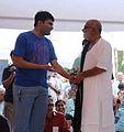 Poet Milind Gadhavi with Morari Bapu.jpg