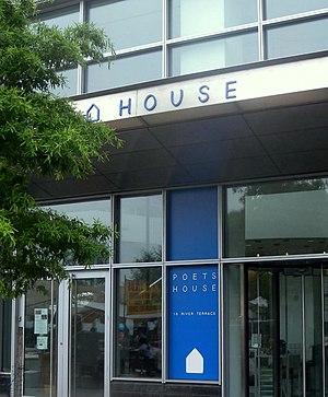 Poets House - entrance (2011)