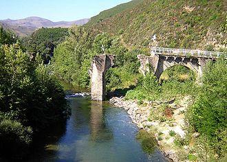 Battle of Ponte Novu - Image: Ponte novu 1