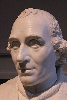 Pope Pius VII by Antonio Canova 1805, Albertinum, Dresden (Source: Wikimedia)