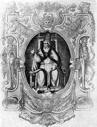 Pope Clement II - Image: Pope clement II