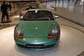 Porsche 911 1997 Carrera 3.4 Coupè-gepanzert AboveHood PorscheM 9June2013 (15009513721).jpg