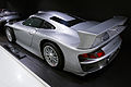 Porsche 911 GT1 street version rear-left Porsche Museum.jpg