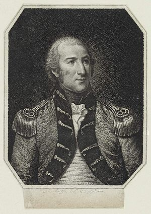 Henry Charles Sirr (town major) - Image: Portait of Henry Charles Sirr, Town Major of Dublin