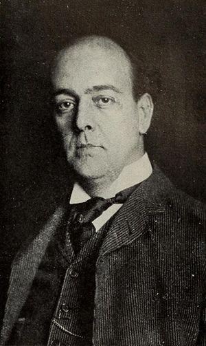 Frederic Adrian Delano - Portrait of Frederic Adrian Delano