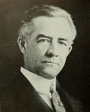 Gilbert Hitchcock - Image: Portrait of Gilbert Hitchcock