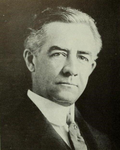 Portrait of Gilbert Hitchcock