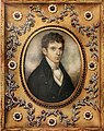 Portrait of James H. Leigh Hunt, circa 1810.jpg