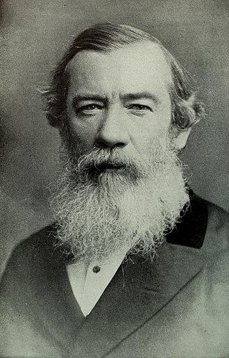 Moncure D. Conway - Image: Portrait of Moncure D. Conway