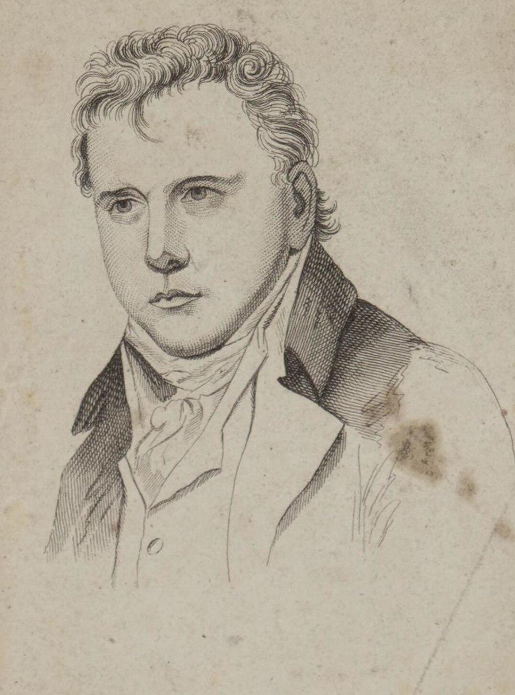 Portrait of Sir Walter Scott (4673840)