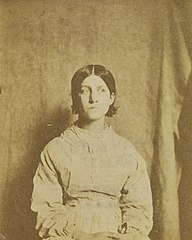 Portrait of a patient from Surrey County Asylum, no. 6 (8407139385).jpg