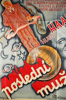 <i>Poslední muž</i> 1934 film