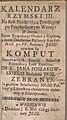 Poszakowski Kalendarz rzymski 1744.jpg