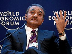 Praful Patel - Praful Patel at the 2013 World Economic Forum annual meeting